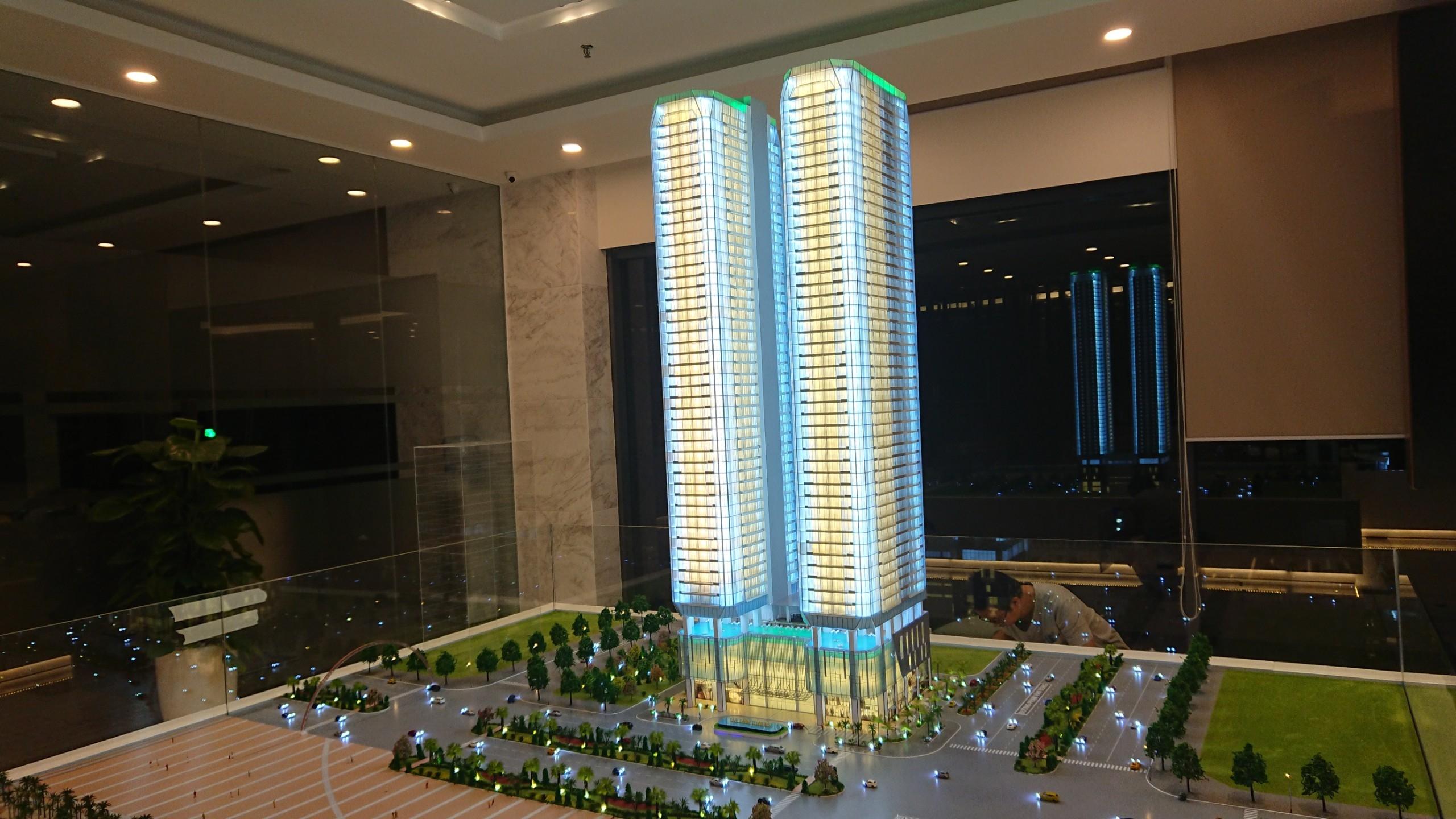 Dự án T & T Twin Tower - CTY HÀ NỘI T&T