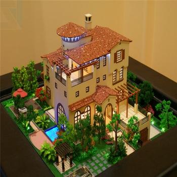 Mô hình Kiến Trúc Biệt Thự
